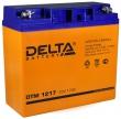 Батарея Delta DTM 1217 Battary replacement APC RBC7,RBC55,RBC11 12В, 18аЧ, 181мм/77мм/167мм