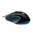 Logitech (Logitech Mouse G300S Gaming (2500dpi, USB, 9 btn+Roll) Retail) 910-004345