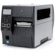 Принтер TT ZT410; 4d, 203 dpi, 10/100 Ethernet, Bluetooth 2.1/MFi, USB Host, Peel w/ Full Rewind, (ZEBRA) ZT41042-T4E0000Z