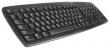 SVEN (Клавиатура SVEN Standard 304  USB+HUB чёрная) Standard-304-USB+HUB-black