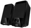 SVEN (SVEN 312, чёрный, USB, акустическая система 2.0, мощность 2х2 Вт(RMS)) SVEN-312-black