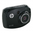 "Экшн-Камера Action Cam HP ac100 black 1CMOS IS el 2.4"" 1080p microSDHC Flash WPr   2671001210"