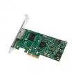 Intel (Intel® Ethernet Server Adapter I350-T2, 2 x Gbit Ports RJ-45, PCI-E x4, iSCSI, NFS, VMDq) I350T2V2BLK 936714