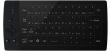UPVEL (Беспроводной полноразмерный TouchPad пульт +  полная 56 клавишная QWERTY клавиатура (стильный HI-TECH корпус)) UM-517KB