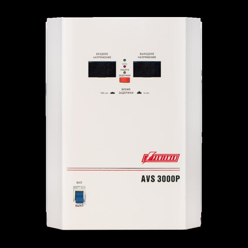 Powerman AVS-3000P