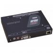 Удлинитель KVM REXTRON консоль+удаленный модуль D-Sub (VGA 1920х1200) + 2хUSB, 1хRJ-45, D-Sub(VGA + USB / PS/2), Audio, дальность 200м, черный, в комплекте: 2 кабеля 1,8м (CBM-180UH), 1хБП, инструкция (ENG) (EXCA-2022C)