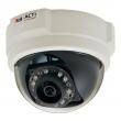 Камера купол. внутр.,ACTi H.264 High Profile/MJPEG, 1.3Мп, ИК подсветка, День/Ночь, CMOS, только PoE, f3.6мм/F1.85, 60 к/с при 1280 x 720, Стандартный WDR (E57)