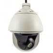 Камера наружн.скоростн.поворотная, день/ночь, H.264/MJPEG, 2Мп, 30х оптич.зум, 2D+3D DNR, High PoE, f4.3-129 mm/F1.6-5.0, 30 к/с при 1920 х 1080, IK10, Экстремальный WDR, Дуплекс аудио, Детектор движения (I96) ACTi