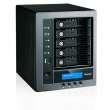 Накопитель NAS 5 x 3.5'' SATA, Intel® Celeron™, 4GB DDR3, Multiple RAID, iSCSI, USB 3.0, HDMI (N5810PRO)