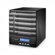 Накопитель NAS 5 x 3.5'', Windows SS 2012 Essentials, Intel® Atom™ 1,86 ГГц, 5 SATA, 2 LAN (GB), 4GB DDR3, USB 3.0, VGA, HDMI (W5000+)