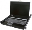 "Панель LCD WideScreen 17.3"" Full HD (1920х1080), 1U, 19"", Single Rail, LED Backlight, C-36 разъем (HWKSF-10)"