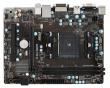 Материнская плата MSI A68HM-P33 V2, A68H, Socket FM2, DDR3, microATX