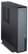 Корпус Fractal Design Node 202 черный w/o PSU miniITX 2xUSB3.0 audio bott PSU FD-CA-NODE-202-BK