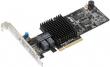 ASUS (Контроллер PIKE II 3108-8I/16PD, 8-port SAS-3, 12 Gbit/s, RAID 0, 1, 10, 5, 6, 50, 60 (LSI SA3108), Cache 1 GB, Max. 16 Devices)