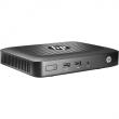 Тонкий Клиент HP t420/2Gb/HP Smart Zero Core 32/GbitEth/клавиатура/мышь/черный M5R72AA