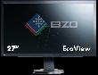 """Монитор Eizo FlexScan EV2416W-BK, 24.1"""" (1920x1200), TN, VGA (D-Sub), DVI, DP"""