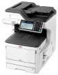 МФУ OKI MC853dn 45850404, лазерный/светодиодный, цветной, A3, Duplex, Ethernet