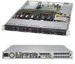 SERVER SYSTEM 1U BLACK SYS-1028R-WTRT SUPERMICRO