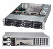Корпус SuperMicro CSE-826BE2C-R920LPB 920W черный