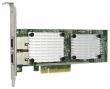 Сетевой адаптер PCIE 10GB DUAL PORT QLE3442-RJ-CK QLOGIC