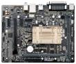 ASUS (MB ASUS Intel Celeron Dual-Core N3050, 2xU-DIMM, Max. 8GB, DDR3 1600/1066 MHz, VGA(HDMI+D-Sub), 1xPCI-e2.0 x16, 2 x PCIe 2.0 x1, 8xAudio, 1xGBL, 2 x SATA 6Gb/s ports, 4xUSB3.0, 4xUSB2.0, Mini ITX) N3050M-E