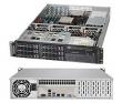 Серверная платформа 2U SATA BLACK SYS-6028R-TT SUPERMICRO