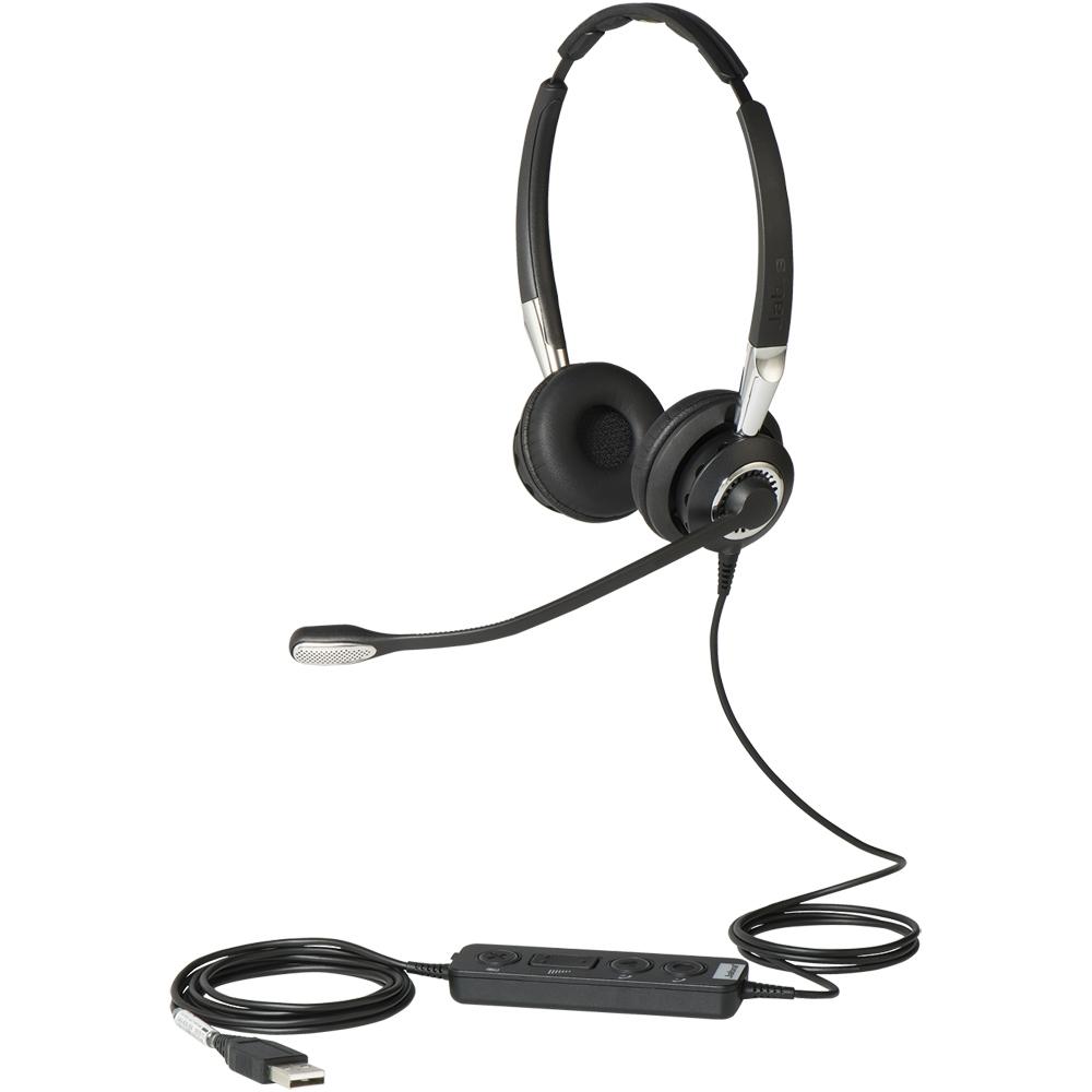 Jabra (Jabra BIZ 2400 II Duo USB  MS      NEXT GENERATION) 2499-823-309