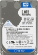 Жесткий диск SATA 2.5'' Western Digital WD20NPVZ, 2000Gb, 5200RPM, 8Mb