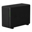 """Сетевой накопитель Synology DS216play Сетевой накопитель с 2 отсеками для 3.5"""" SATA(II) или  2,5"""" SATA/SSD"""