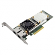 DELL NIC Broadcom 57810 DP 10Gb BASE-T Network Interface Card, Full Height - Kit (540-BBGU)