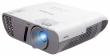 Проектор ViewSonic PJD6550LW (DLP, WXGA 1280x800, 3300Lm, 22000:1, HDMI, LAN, MHL, 1x10W speaker, 3D Ready, lamp 10000hrs, WHITE, 2.1kg) VS15879