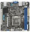 Материнская плата Asus P10S-I, C232, Socket 1151, DDR4, mini-ITX