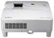 NEC projector UM361X LCD Ultra-short, 1024x768 WXGA, 3600lm, 6000:1, D-Sub, HDMI, RCA, RJ-45, Lamp:6000hrs, incl. Wall-mount