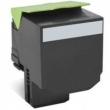 Lexmark (Картридж сверхвысокой ёмкости с чёрным тонером для CS510de, CS510dte (Black Extra High Yield Corporate Cartridge (8k)) 70C8XKE