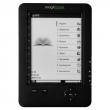 Электронная книга Gmini MagicBook M61 (Black, 6 600*800, MP3 player, speakers, microSD 4GB, miniUSB, Charger) (00000000339)