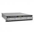 "Накопитель NAS 19"" 2U 8 x 3.5'' SAS6G/SATAIII, Intel® XEON 3,4GHz, 8GB DDR3, 3 LAN (Gb), LSI 2008HBA, резервный БП (N8900PRO) THECUS"