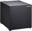 ASUSTOR 4-Bay NAS/CPU (2Core)/512MBDDR3/noHDD,LFF(SATAll,SATAIII,SSD)/1x1GbE(LAN)/2xUSB3.0/4ip camera license (AS1004T)
