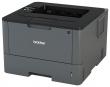 Принтер Brother HL-L5200DW HLL5200DWR1, лазерный/светодиодный, черно-белый, A4, Duplex, Ethernet, Wi-Fi