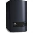 WD (Сетевой RAID накопитель WD My Cloud EX2 Ultra WDBSHB0040JCH-EEUE 4000ГБ 3,5' LAN NAS)