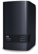 "WD (Сетевой RAID накопитель WD My Cloud EX2 Ultra WDBSHB0080JCH-EEUE 8000ГБ 3,5"" LAN NAS)"