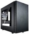 Корпус Fractal Design Define Nano S Window черный/черный без БП ITX 2xUSB3.0 audio bott PSU (FD-CA-DEF-NANO-S-BK-W) FRACTAL DESIGN