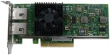 Dell (Intel Ethernet X540 DP 10GBASE-T Server Adapter, Low Profile,CusKit) 540-BBDT