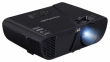 Проектор ViewSonic PJD7720HD (DLP, 1080p 1920x1080, 3200Lm, 22000:1, HDMI, MHL, 1x10W speaker, 3D Ready, lamp 10000hrs, Black, 2.4kg) (VS16483)