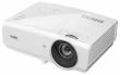 Benq MH741 DLP; 1080p; Brightness: 4000 AL; High contrast ratio 10000:1; 1.3X zoom (1.15-1.49); 3.3 kg; Noise 30dB (eco); Speaker 10W x1; HDMI x2 (1 w/MHL); 3D via HDMI; H/V keystone; Corner fit, fi (9H.JEA77.24E)