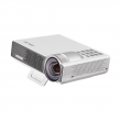 Проектор ASUS P3B (DLP, LED, WXGA 1280x800, 800Lm, 1000:1, HDMI, MHL, USB, MicroSD, 1x2W speaker, 3D Ready, led 30000hrs, battery, White, 1,8kg) (90LJ0070-B00120)