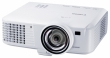 Проектор Canon LV-WX310ST (DLP, WXGA 1280x800, 3100Lm, 10000:1, HDMI, LAN, MHL, 1x10W speaker, 3D Ready, lamp 6000hrs, short-throw, WHITE, 2,8kg) (0909C003) CANON