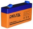 Аккумуляторная батарея Delta (DTM 6012)