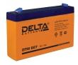 Аккумуляторная батарея Delta (DTM 607)