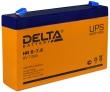 Аккумуляторная батарея Delta (HR6-7.2)