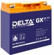 Аккумуляторная батарея Delta (GX 12-17)